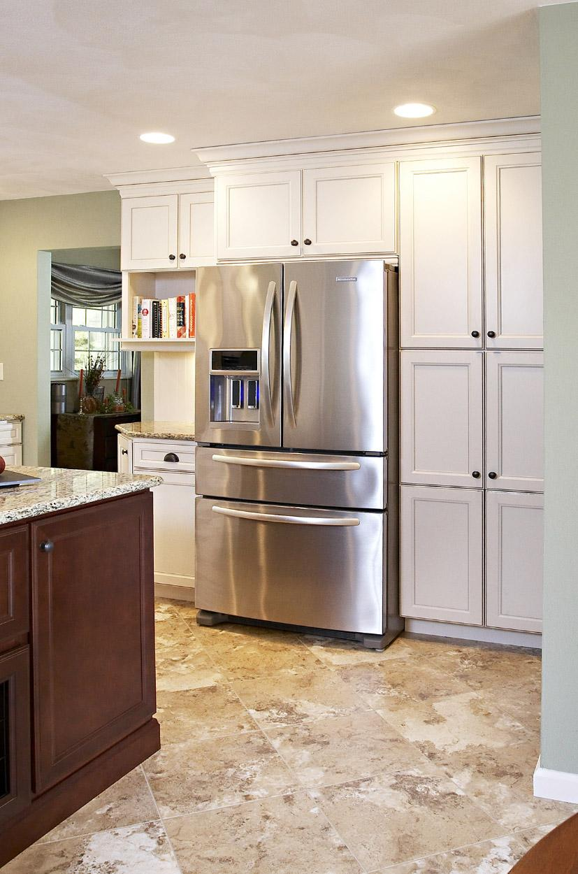 Drum Kitchen Comtemporary Kitchen Remodel With Timeless